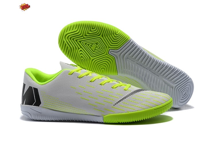 Nike Mercurial VaporX 12 Club IC Giallo Bianco Scontate