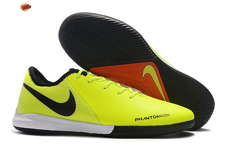 Nike Phantom VSN Academy IC Giallo Scontate