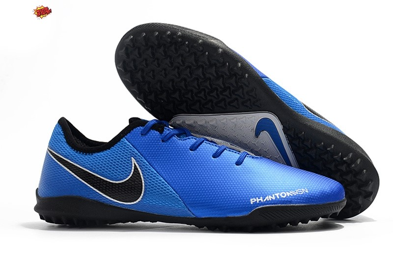 Nike Phantom VSN TF Blu Scontate