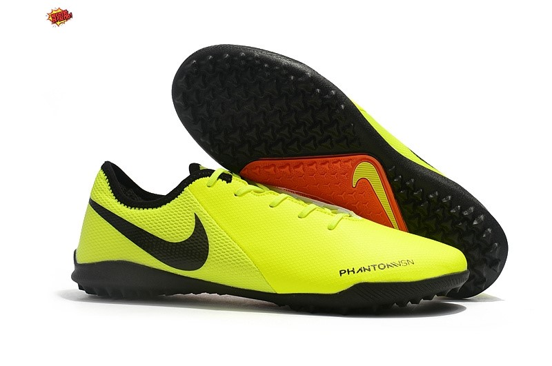 Nike Phantom VSN TF Giallo Scontate