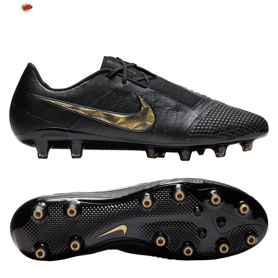 Nike Phantom Venom Elite AG PRO Black Lux Nero Scontate