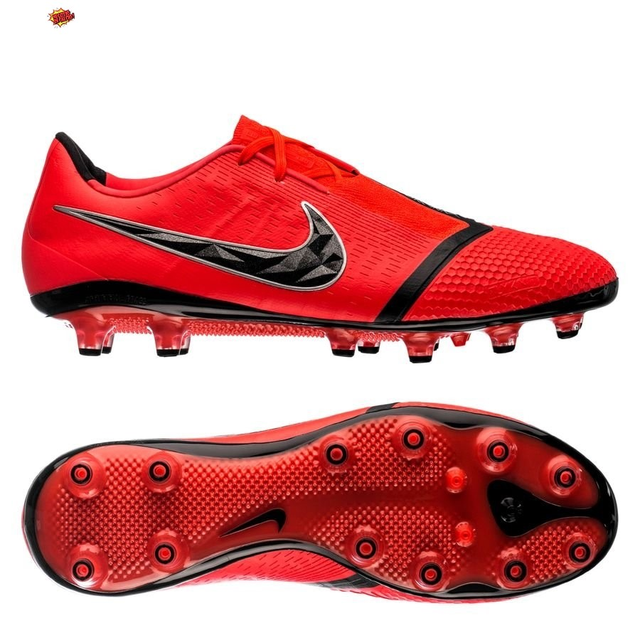 Nike Phantom Venom Elite AG PRO Game Over Rosso Scontate