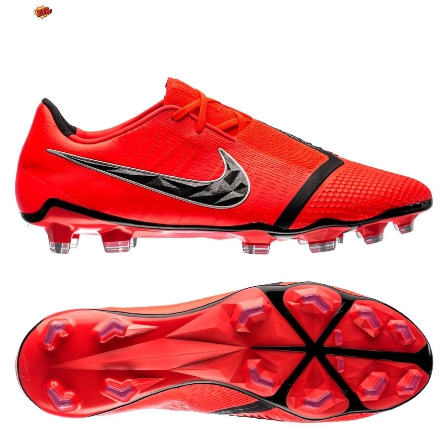 Nike Phantom Venom Elite FG Game Over Rosso Scontate