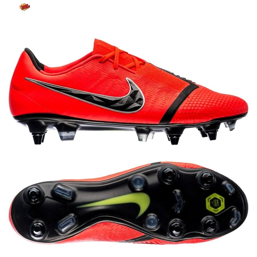 Nike Phantom Venom Elite SG PRO Game Over Nero Rosso Scontate
