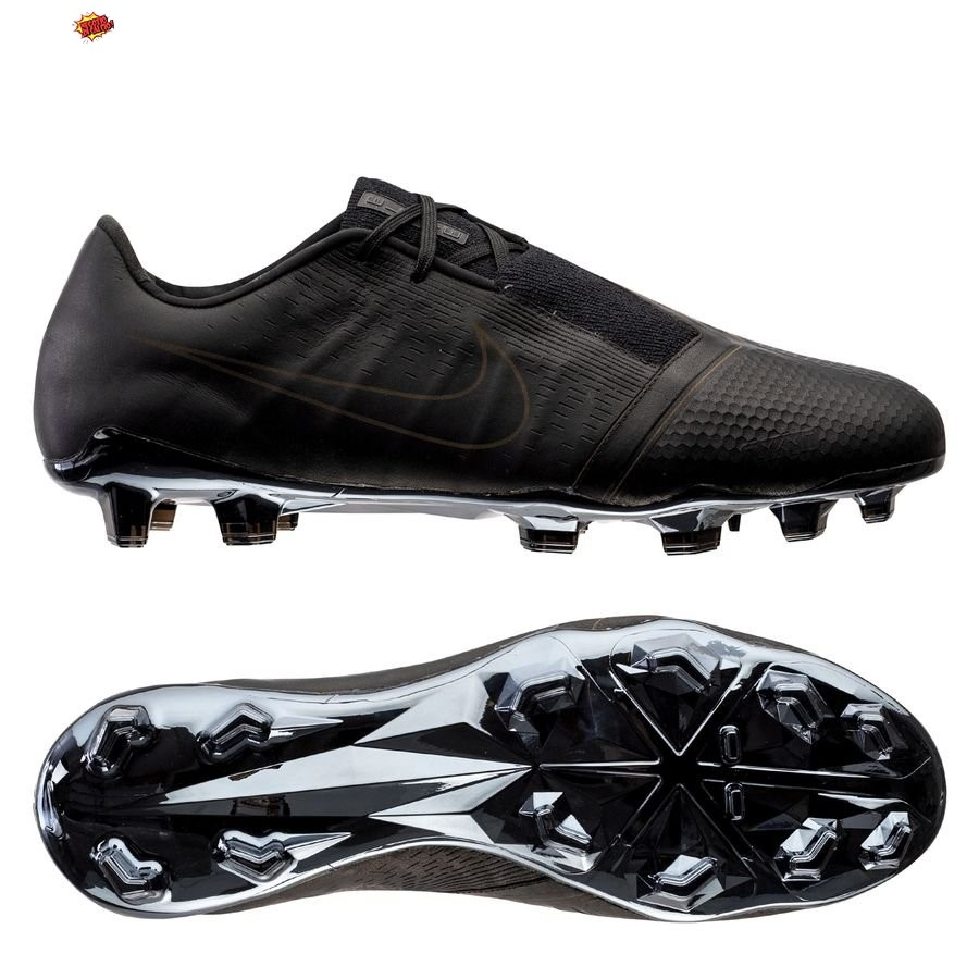 Nike Phantom Venom Elite Tech Craft FG Nero Marrone Scontate